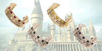 harry potter cuff bracelets