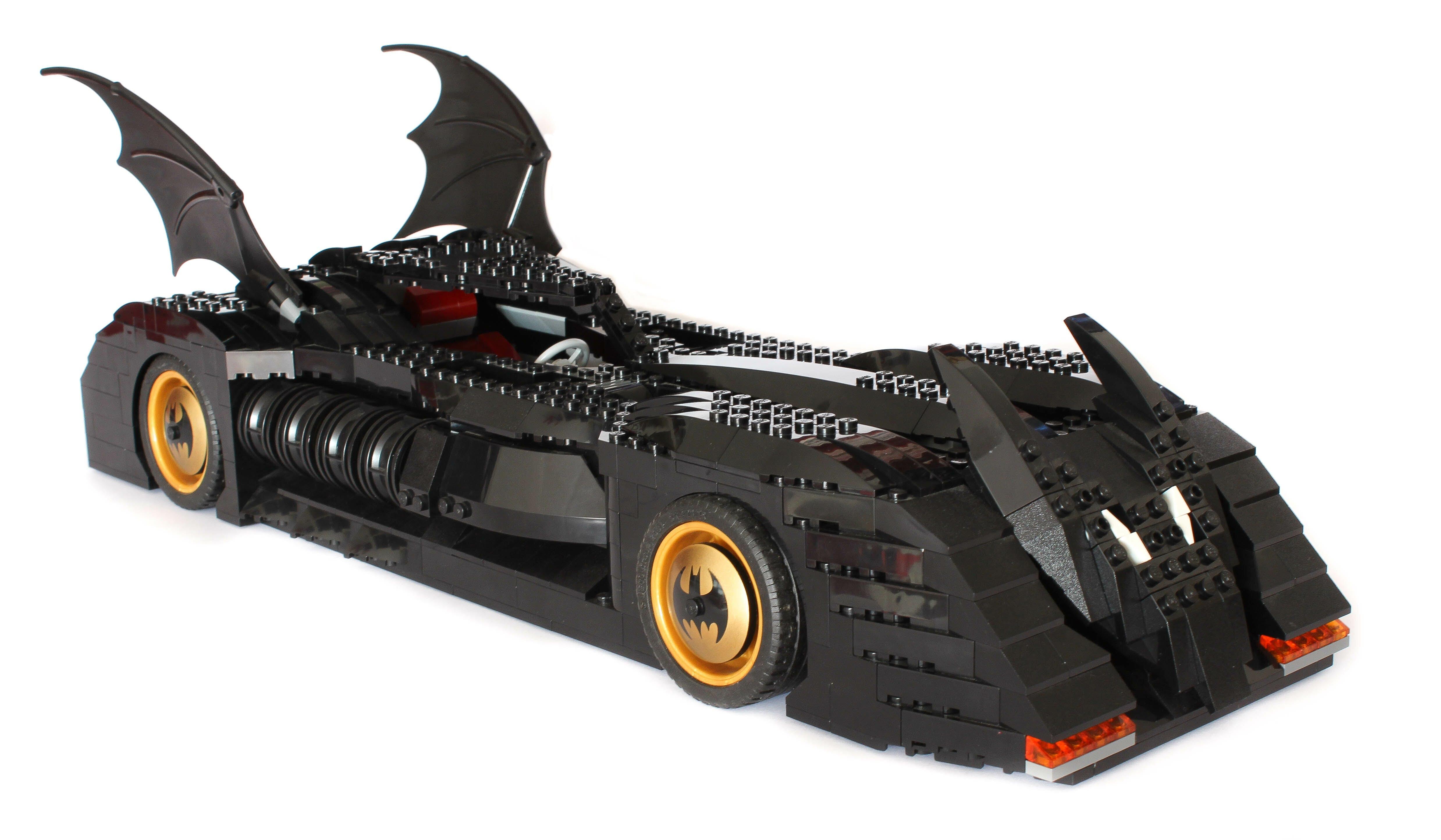 lego batman - Batmobile Ultimate Collector's Edition (2006)