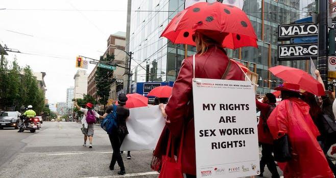 sex worker rights decriminalize