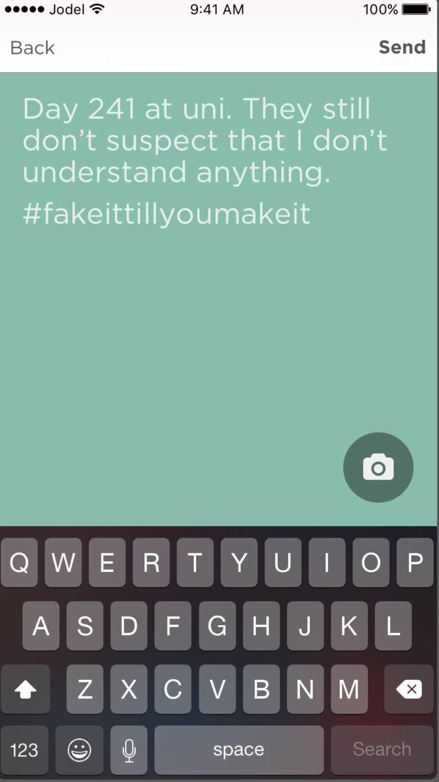 jodel anonymous messaging app