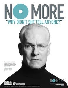 Tim Gunn, No More campaign, domestic violence, sexual assualt