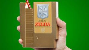 zelda cartridge flask