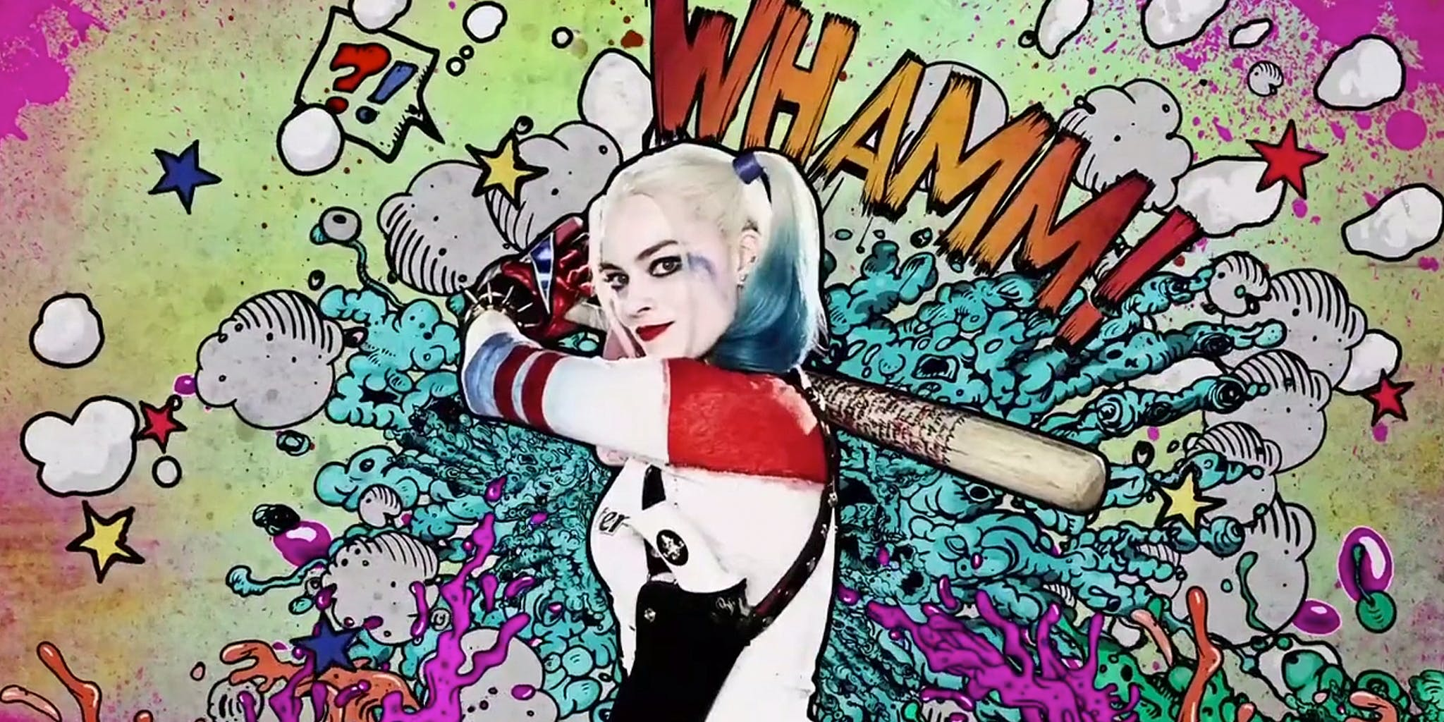 female superheroes - Harley Quinn