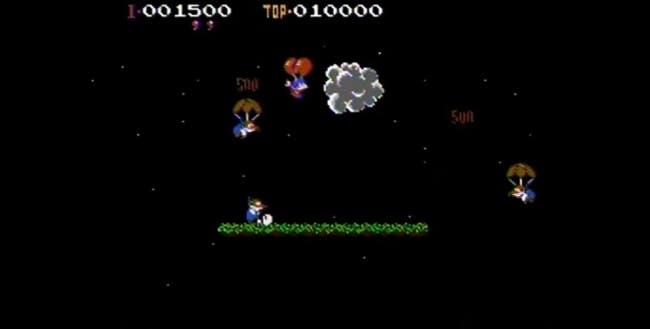 nes games: Balloon Fight