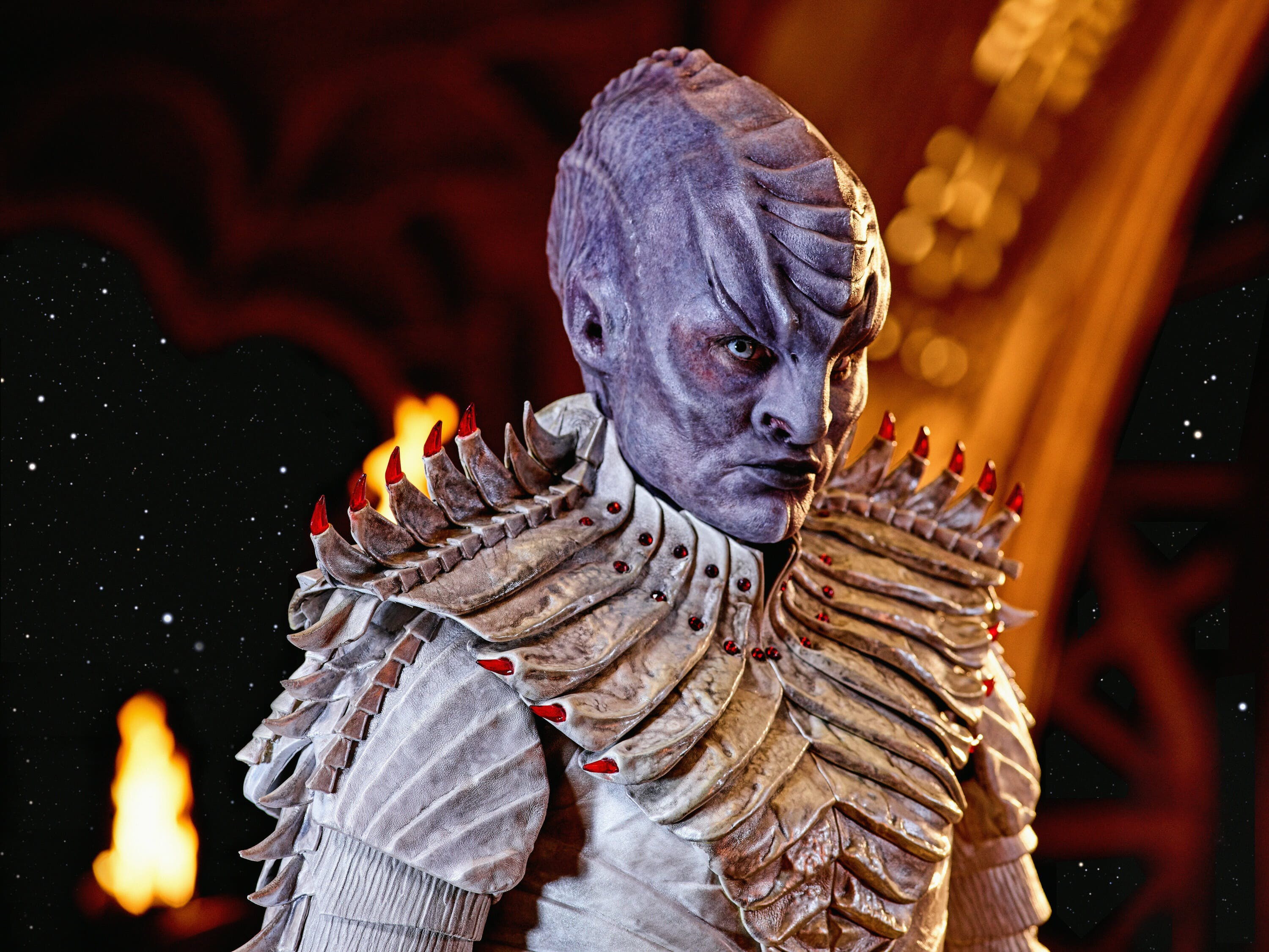 l'rell klingon costume discovery