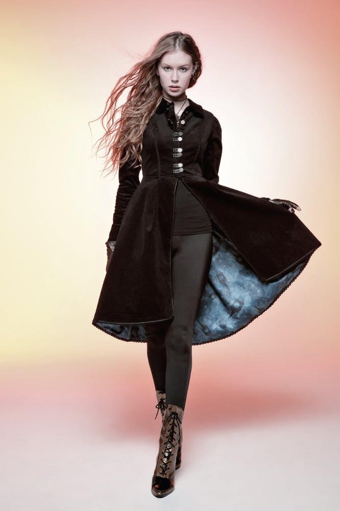 Victorian waistcoat.