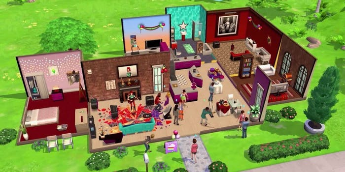 the sims mobile