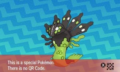 rare pokemon sun and moon: Zygarde