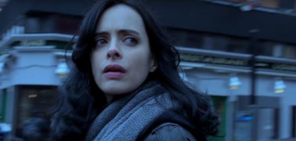 Jessica Jones in the Defenders trailer