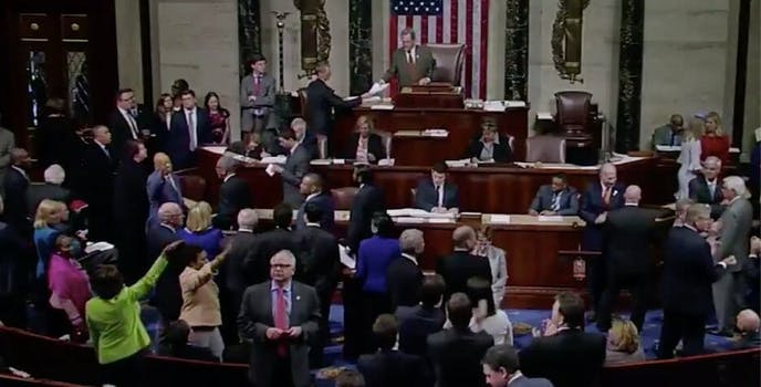 house republicans pass AHCA