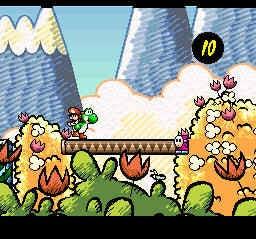 'Yoshi's Island' emulation