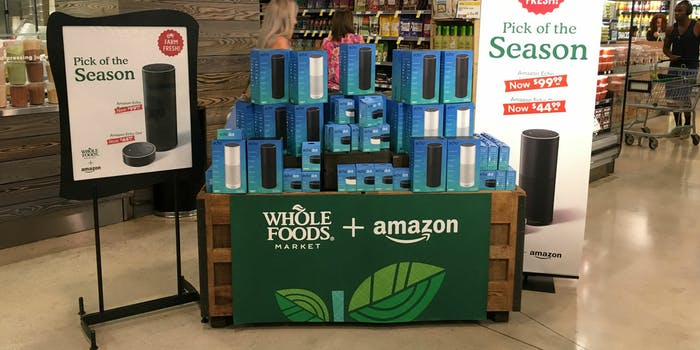 Amazon is bringing its 2-hour delivery service to Whole Foods