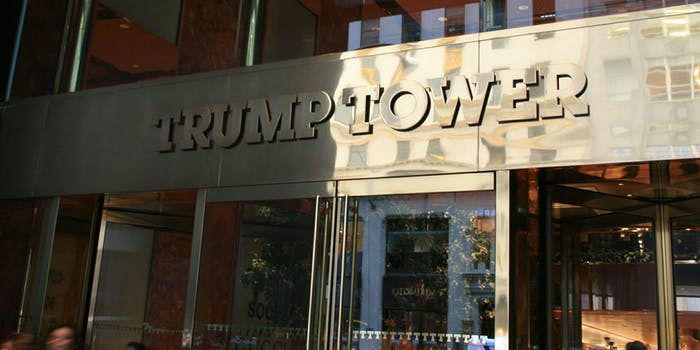 Crain's New York Business dropped the Trump Organization from near the top of its well-publicized list to number 40 this year.