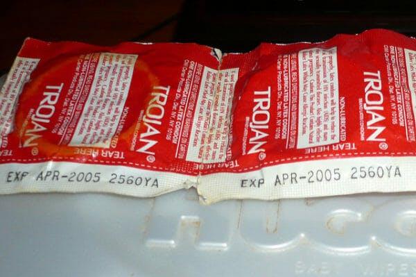 do condoms expire