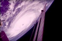 hurricane irma nasa space