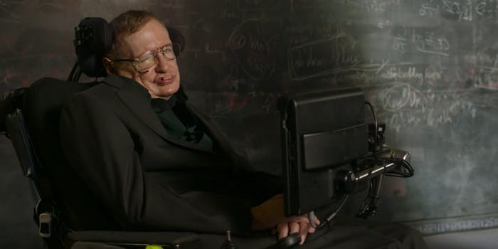 NASA Posts Poignant Tribute to Stephen Hawking