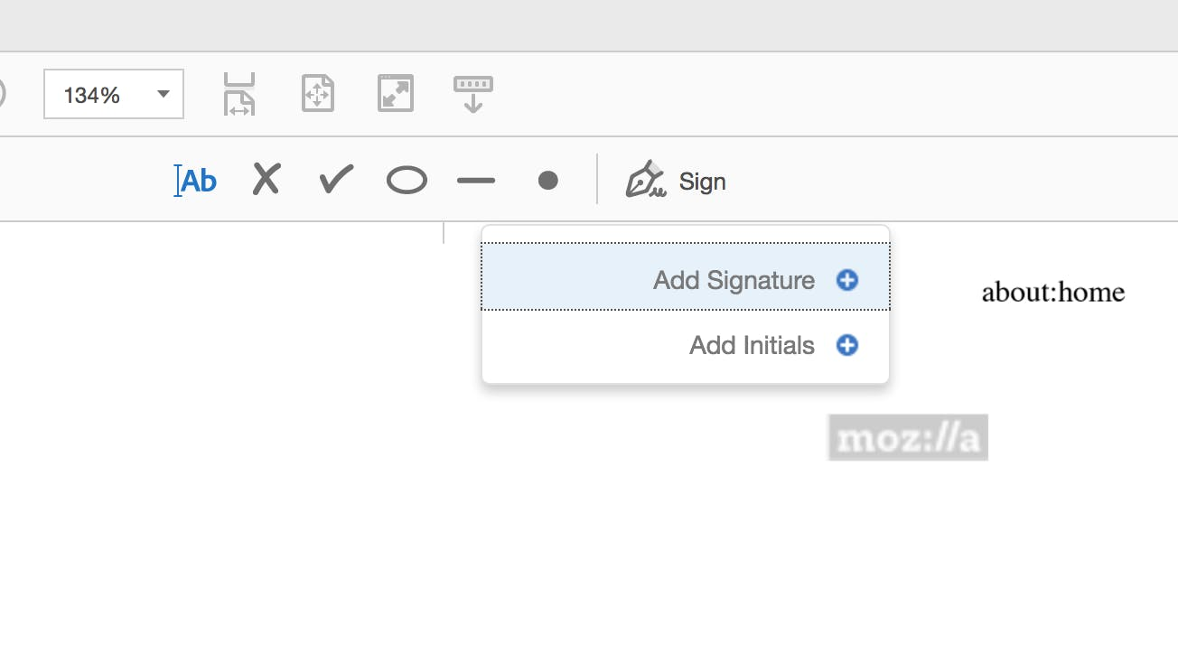 how to edit pdf online : sign a pdf