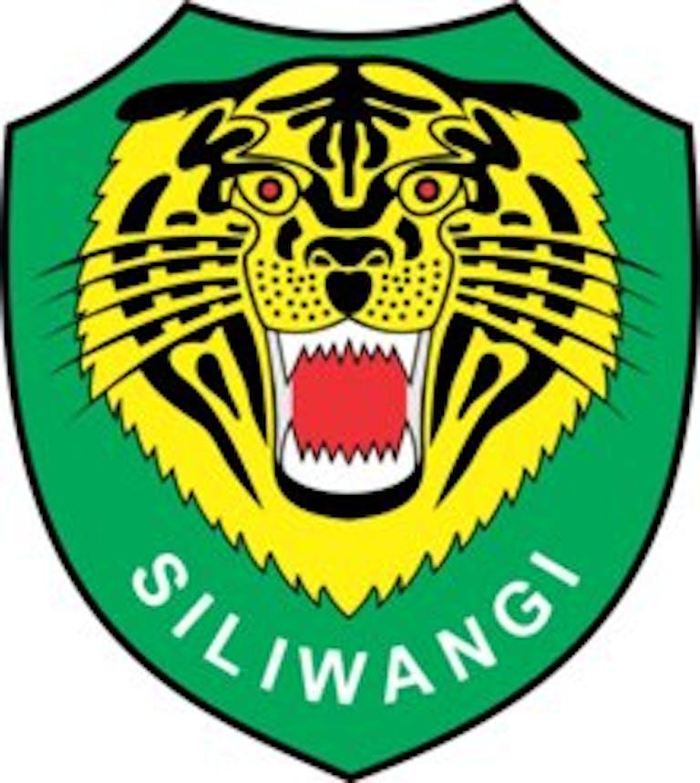 siliwangi military command tiger