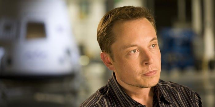 Elon Musk flying cars