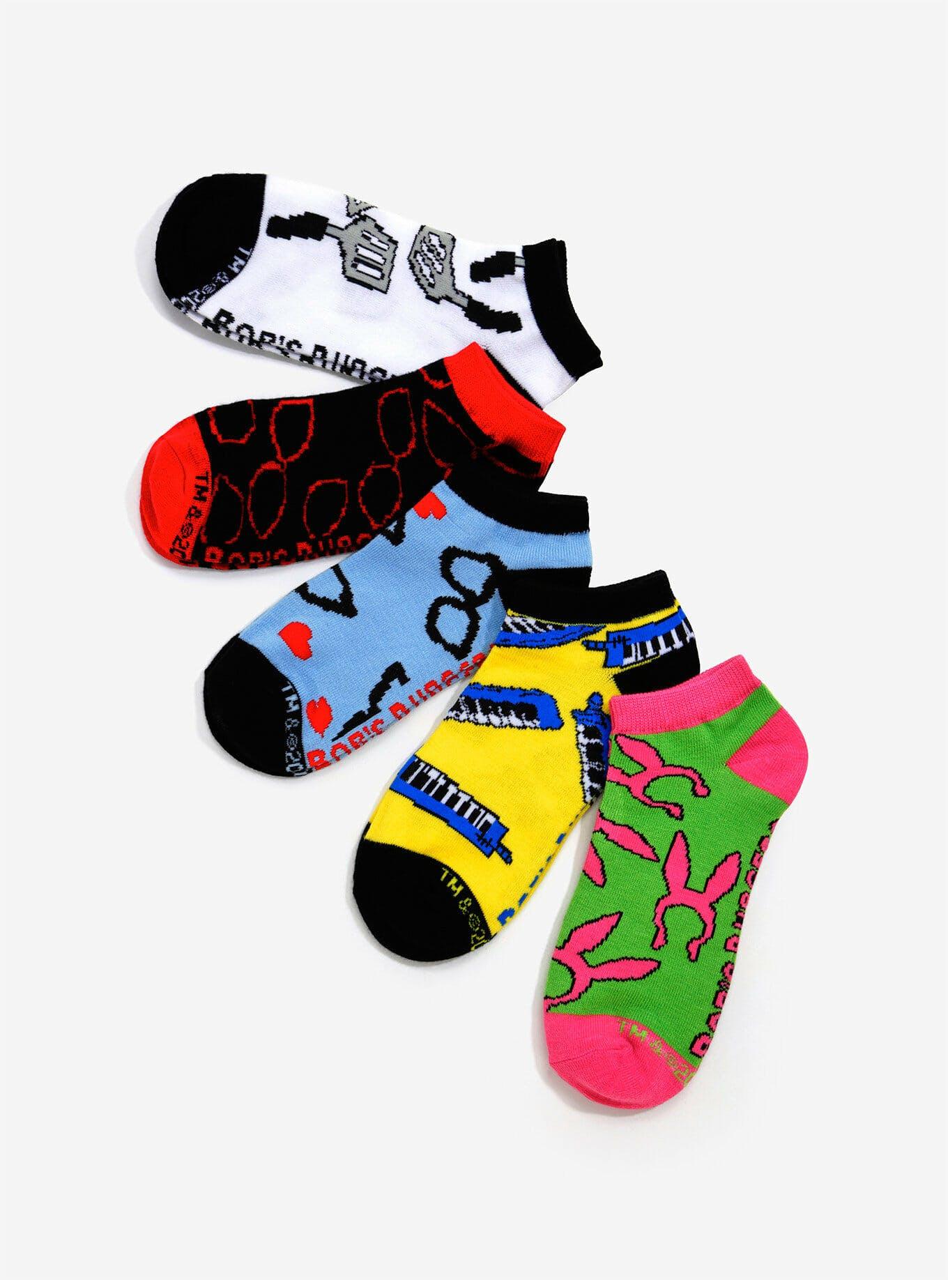 bob's burgers socks