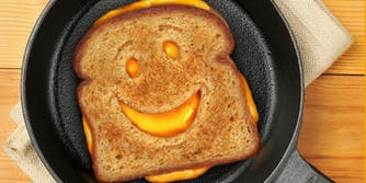 smiley bread cutter