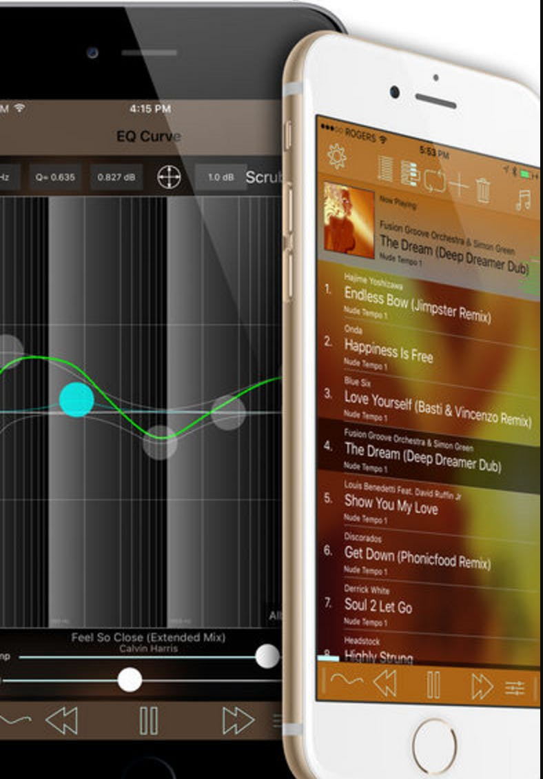 speaker booster apps for iOS : Equalizer