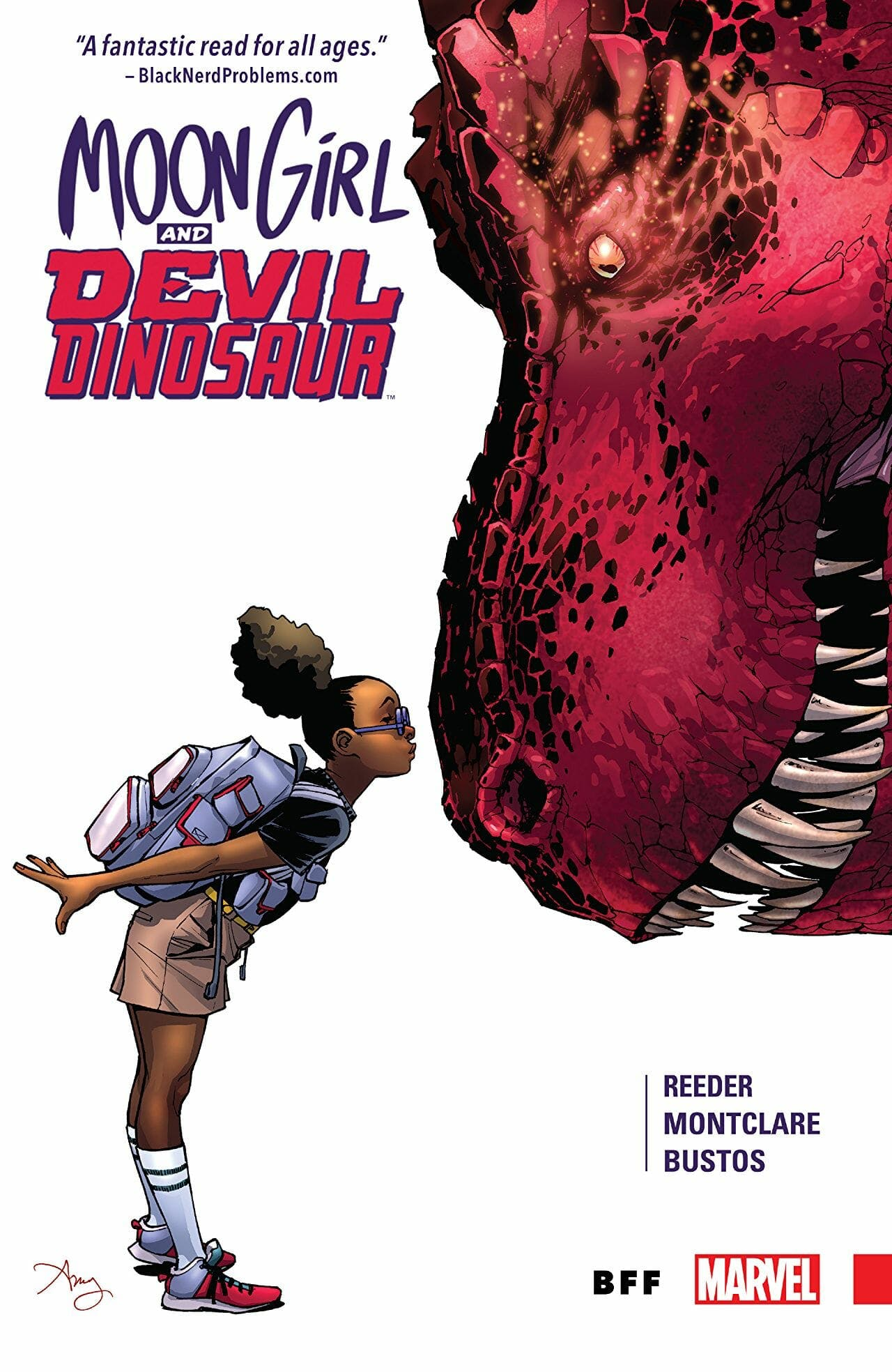moon girl devil dinosaur