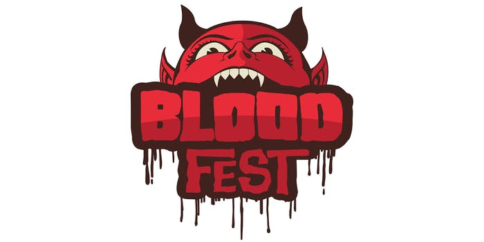 "Rooster Teeth""Blood Fest"""