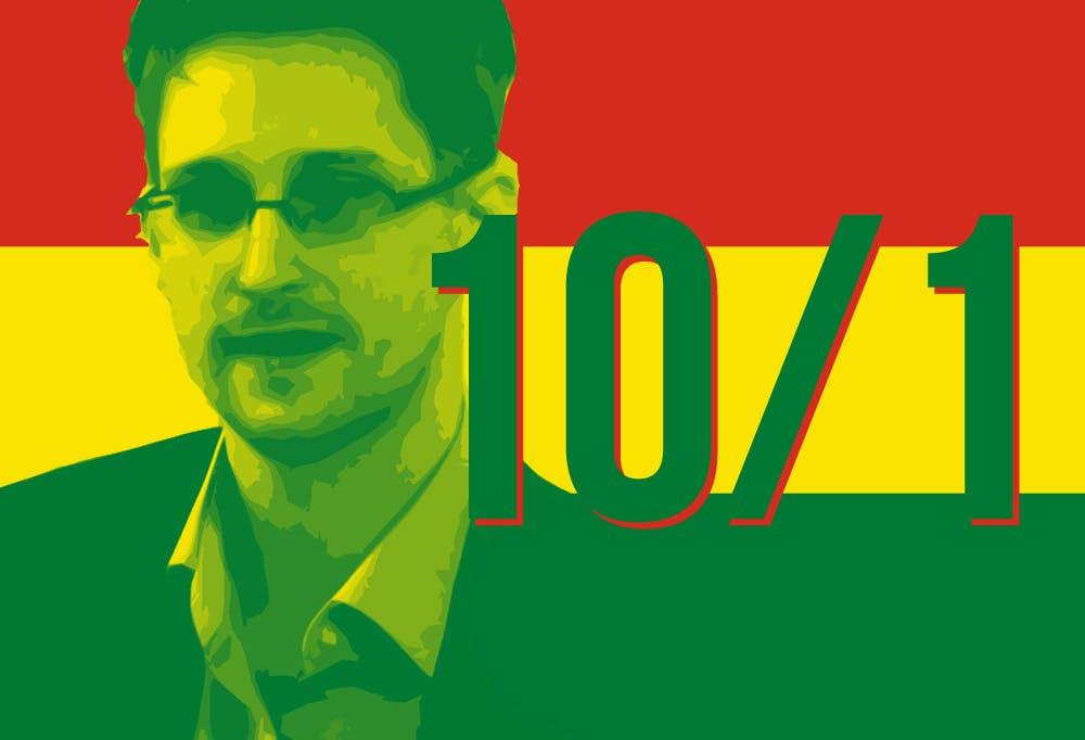 Edward Snowden: Bolivia
