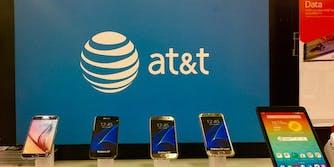 att mobile wireless carrier network