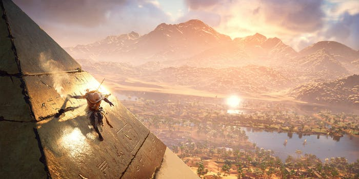 Assassin's Creed Origins is Xbox One X Enhanced