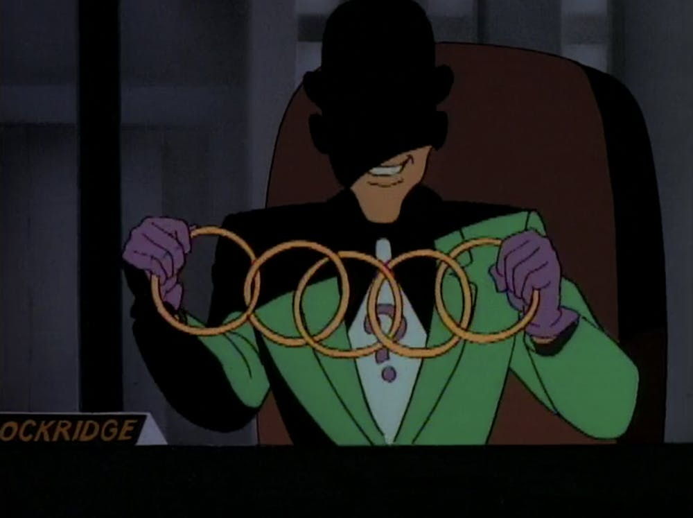 batman animated series episodes