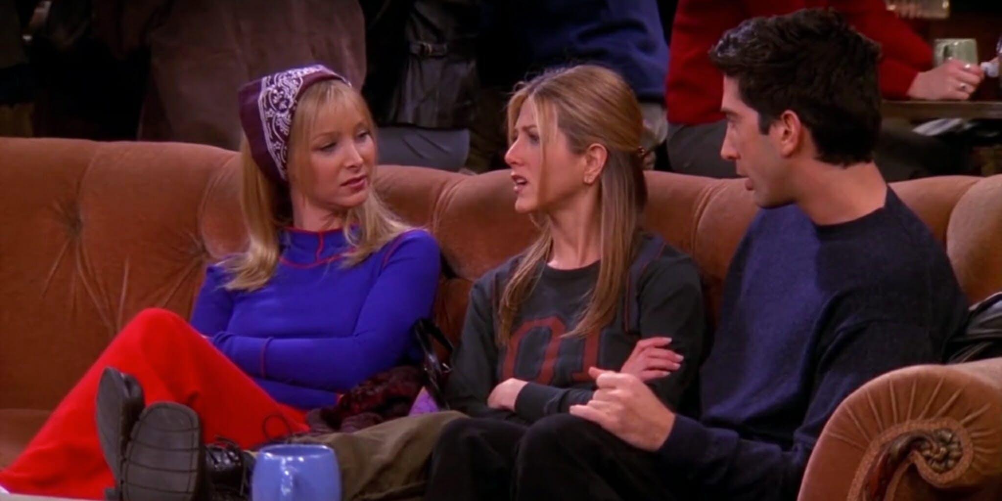 best tv shows on netflix : friends