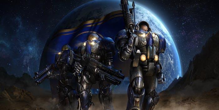 facebook starcraft 1 brood wars remastered