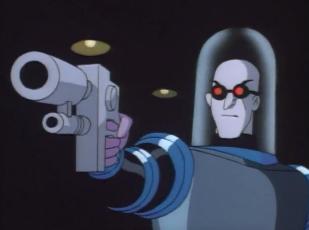 batman animated series : heart of ice