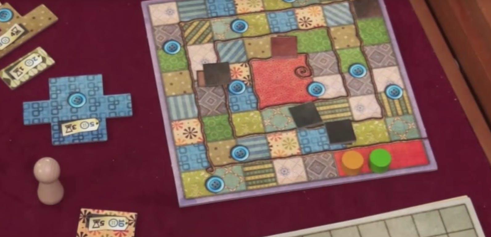 best modern board games : Patchwork