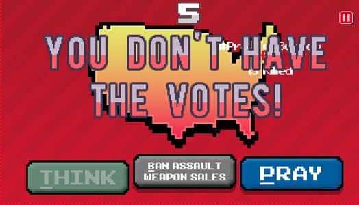 you dont have the votes screen
