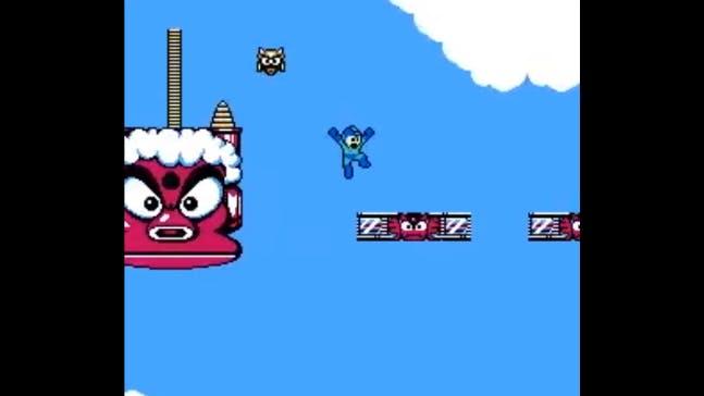 nes games: Mega Man 2