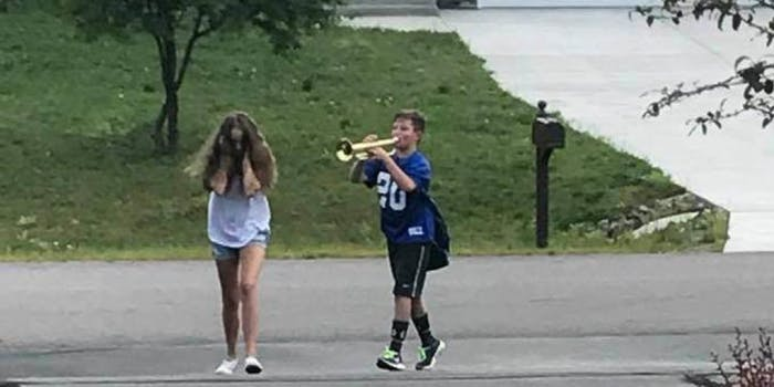 trumpet boy meme large