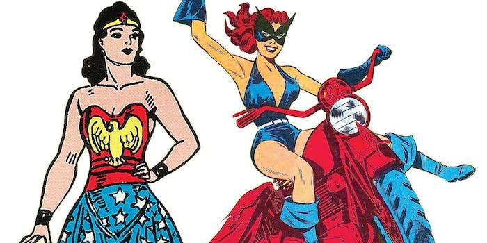 spectacular sisterhood of superwomen