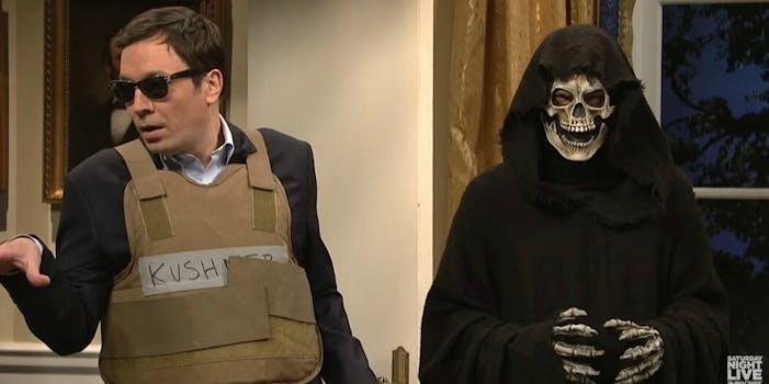 Jimmy Fallon Jared Kushner SNL cold open