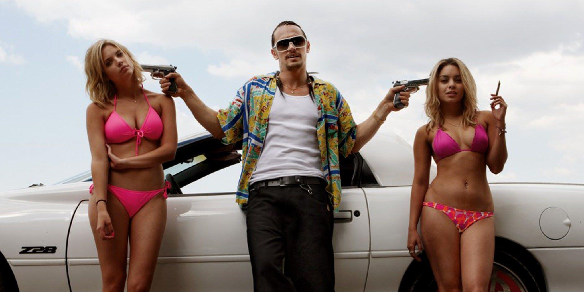 best movies on Netflix: Spring Breakers