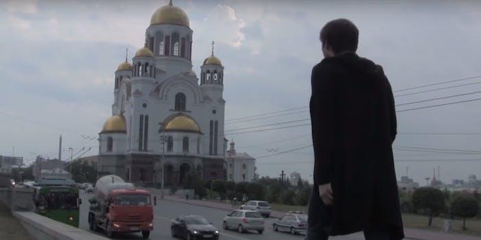 Ruslan Sokolovsky arrested pokemon go