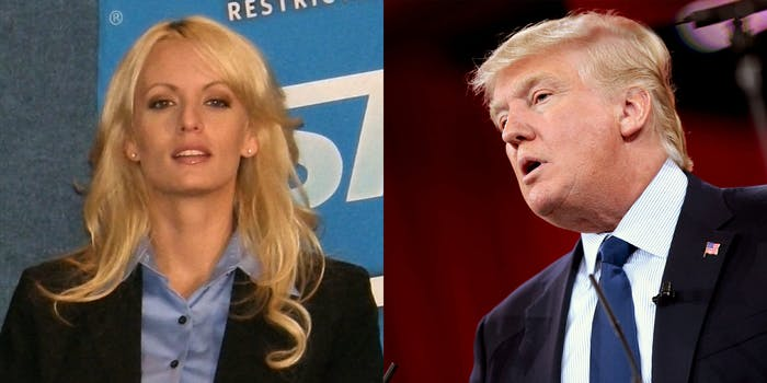 Here's Everything You Missed About Trump and Stormy Daniels Saga