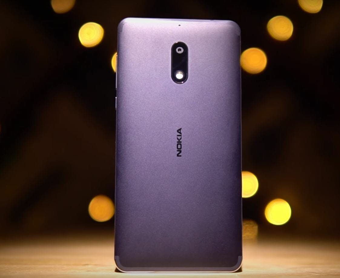 nokia 6 best android smartphone