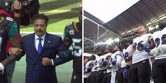 NFL protests national anthem
