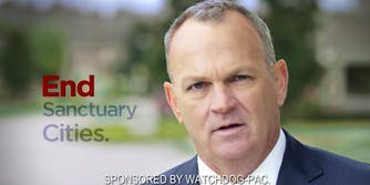 Richard Corcoran Anti-Sanctuary Ad Florida