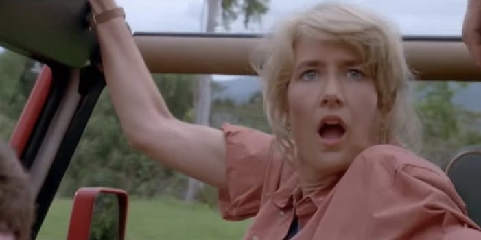 sci-fi movies on Netflix: Jurassic Park