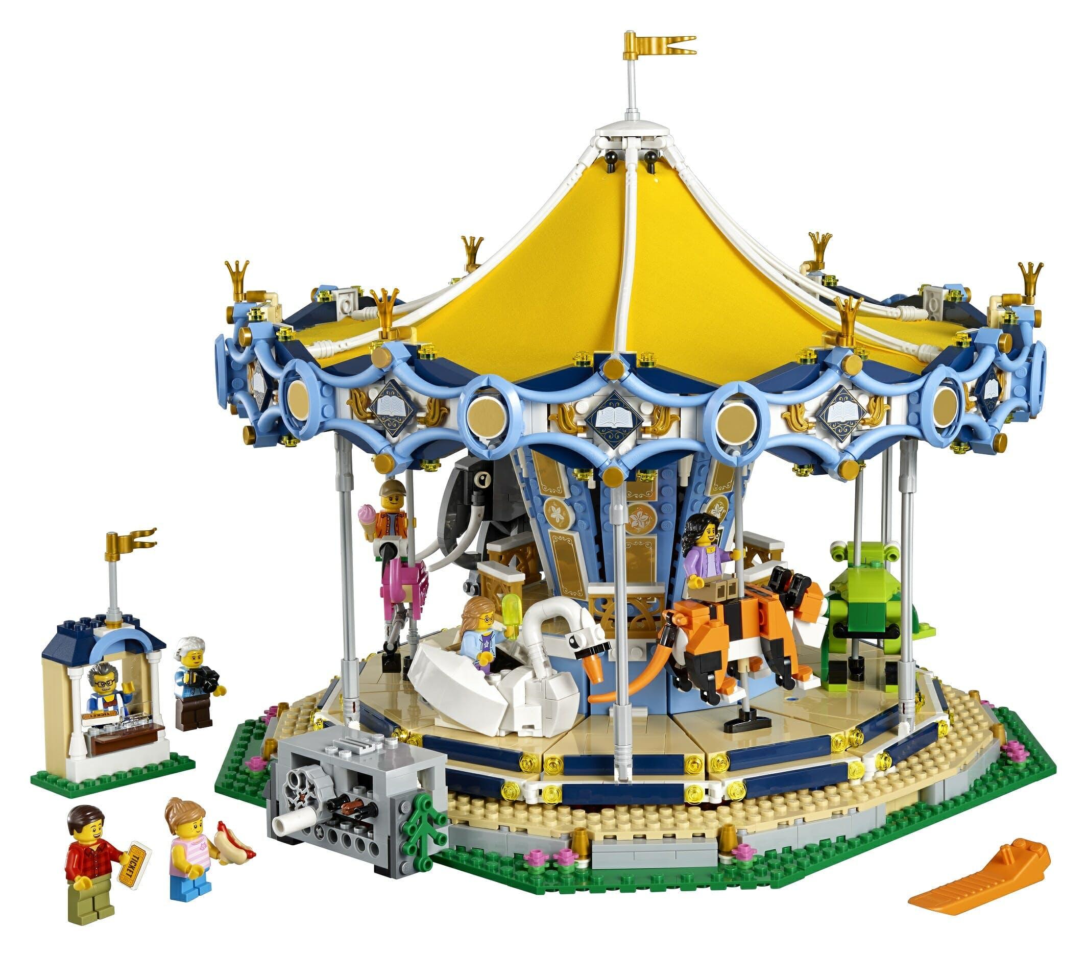 lego sets 2017 : Creator Carousel