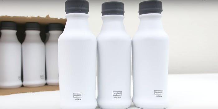 soylent meal replacement drink